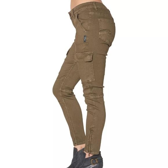 db2910cd Silver Jeans Jeans | Skinny Cargo Olive Size W36 L29 Nwt | Poshmark